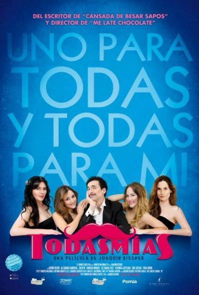 Todas Mias (BRRip HD Español Latino) (2012)