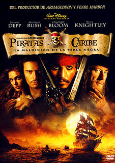 Pirates of the Caribbean: The Curse of the Black Pearl (DVDRip Español Latino) (2003)