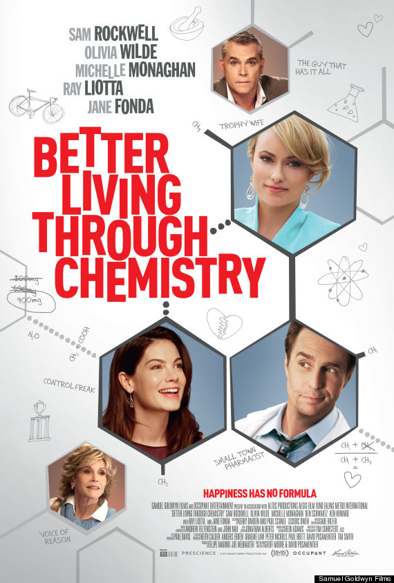 Better Living Through Chemistry (BRRip HD Español Latino) (2014)