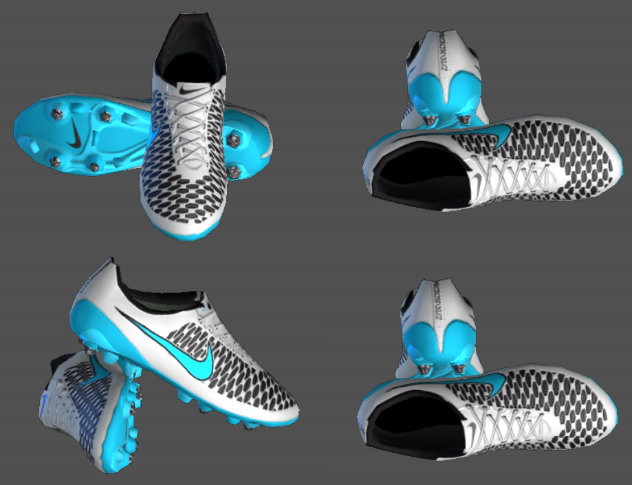 PES 2013 Nike Magista Opus Cian Boots by Enzo-Pes