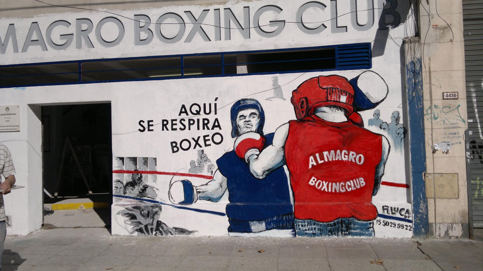 Mural paso a paso golpe a golpe taringa for Club joven mural