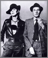 david bowie & William S. Burroughs