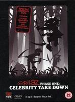 """2002: """"Phase One: Celebrity Take Down"""" is released. A compilation DVD containing all videos, animatics and tracks related to the..."""
