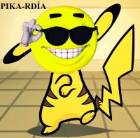 Auuh sexy lady!!   wop wop wop   Pika-rdía style...!