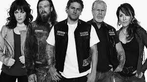 Serie Sons of anarchy (Hijos de la anarquía)