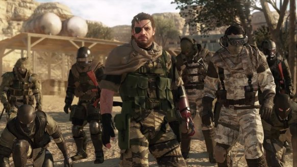 Metal gear solid v confirma lanzamiento