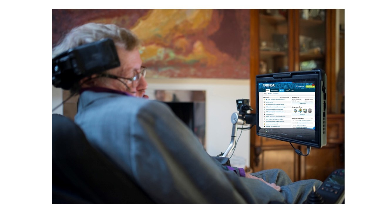 Descarga El Software que usa Stephen Hawking para Hablar