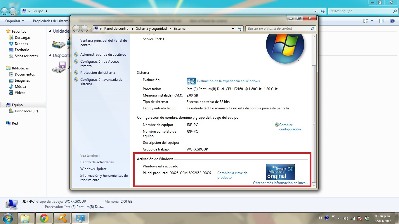 windows 7 error 7061