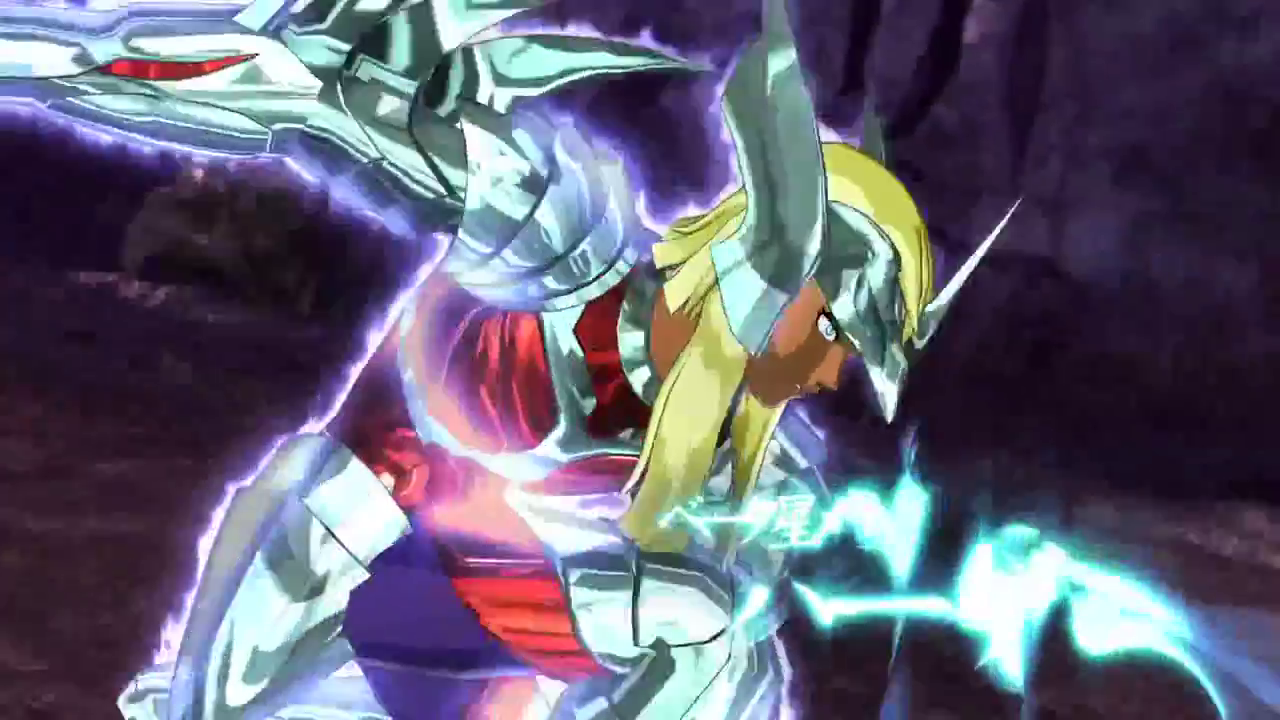 saint seiya Asgard PC