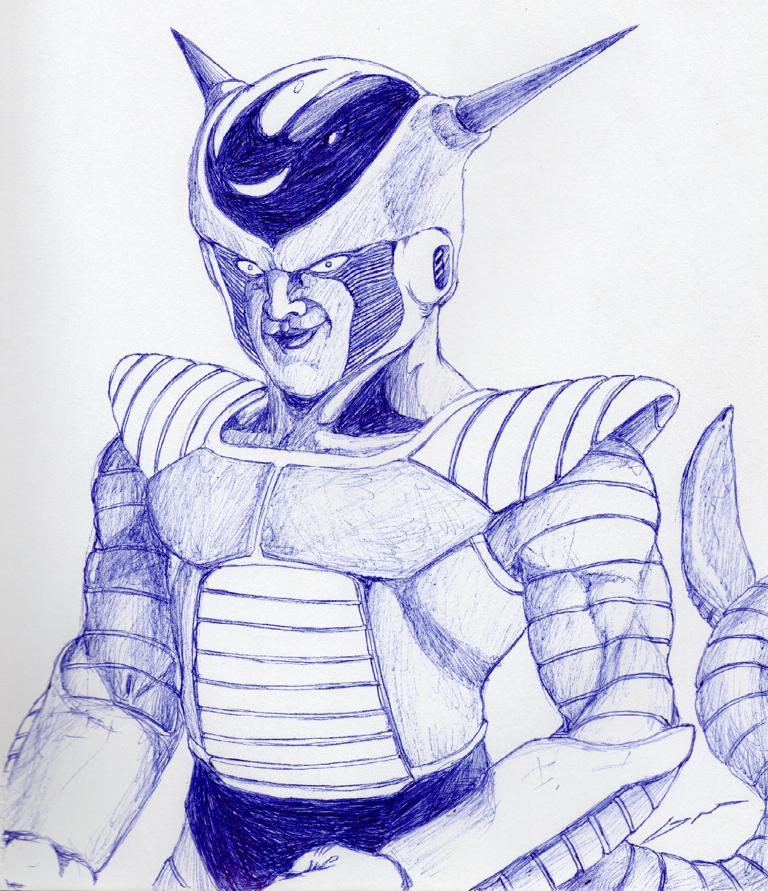Mis dibujos de Dragon Ball HQ - Vol.2
