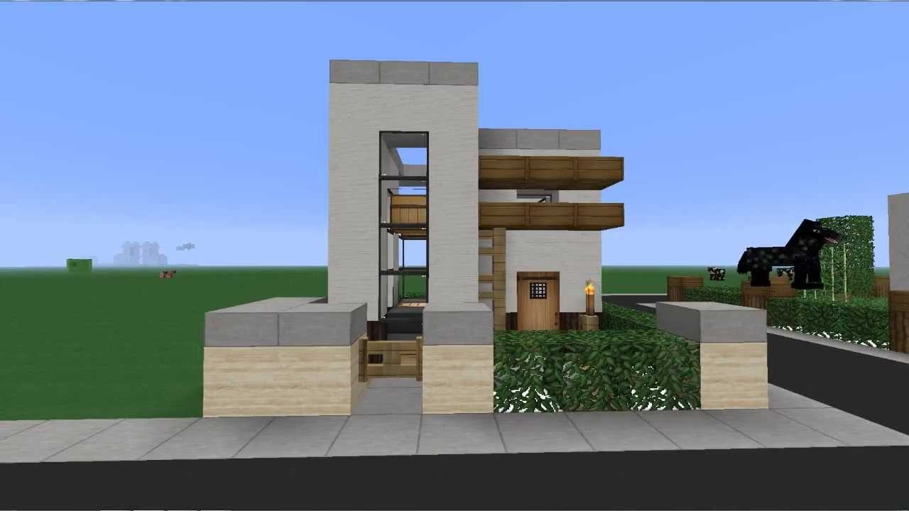 Ideas para crear tu hogar minecraft modernas rusticas for Minecraft videos casas