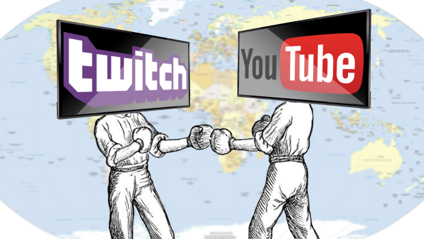 YouTube competira con Twitch para atraer a gamers