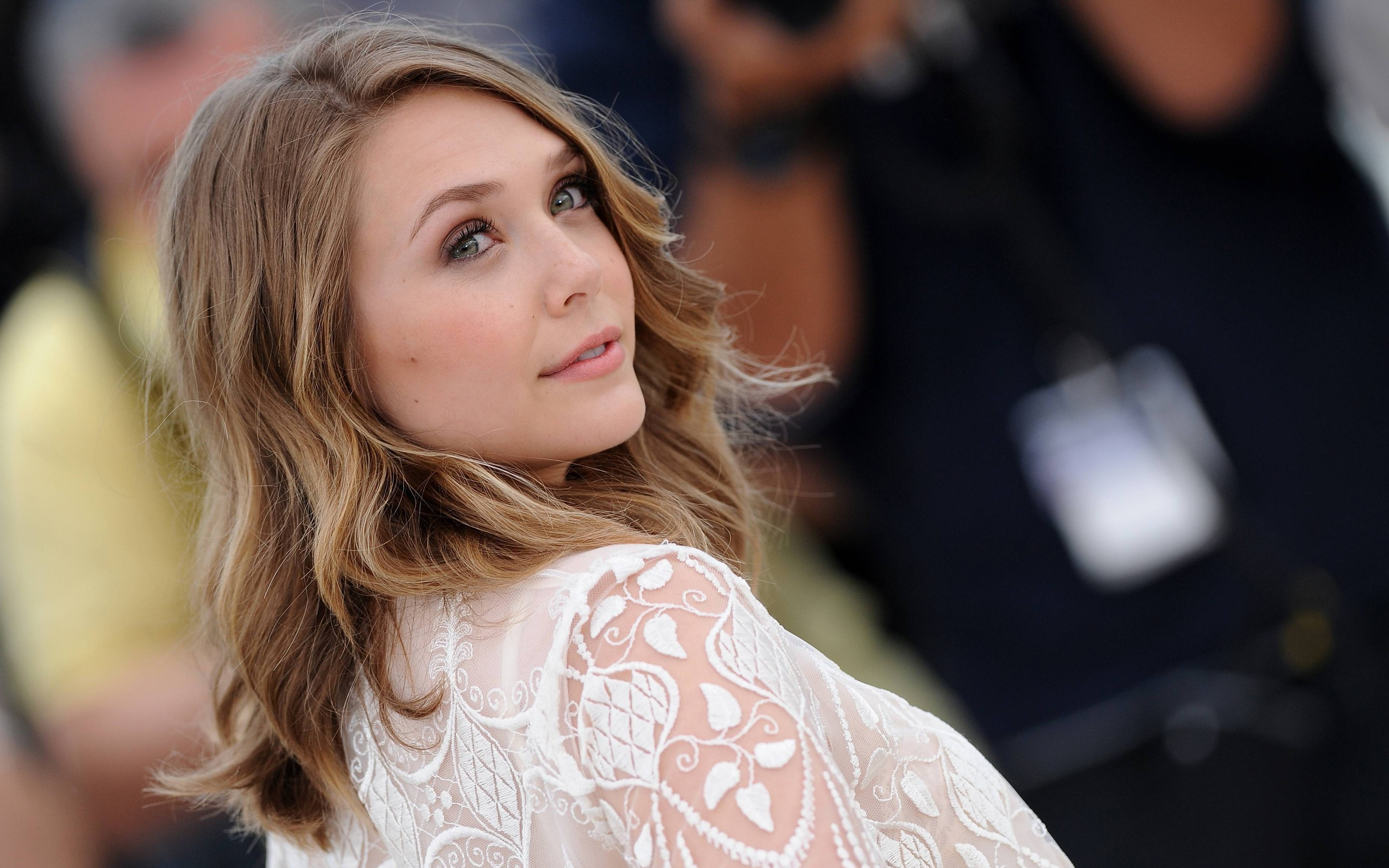 Elizabeth Olsen una de las mas bellas de Hollywood