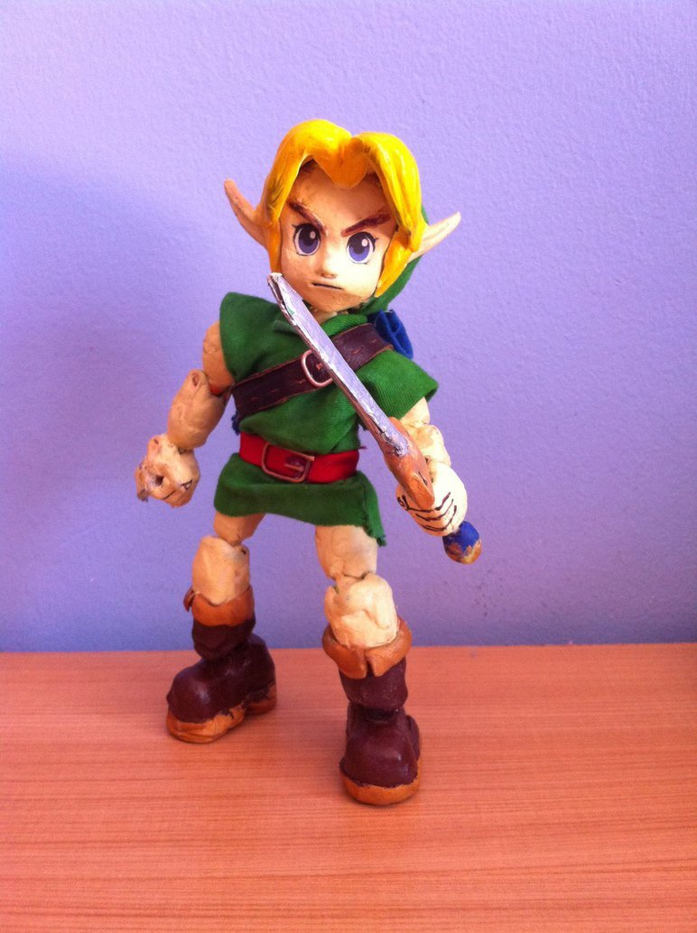 young link majoras mask