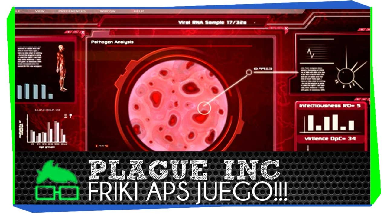Elimina a la Humanidad con Plague Inc