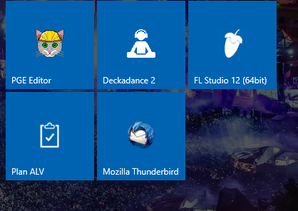 Una manera de personalizar tu Inicio en Windows 10