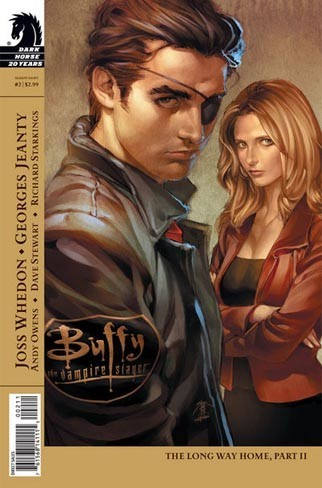 Expediente X, Buffy y mas series que continuaron en cómic