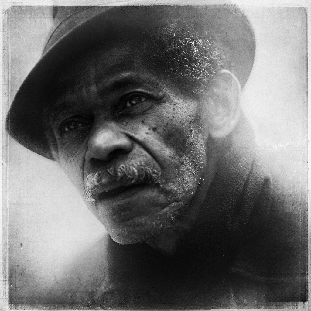 Lee Jeffries, retratos de ciudad
