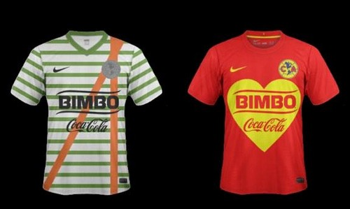 #notevayaschavo camiseta del America Mexico homenaje Chespirito