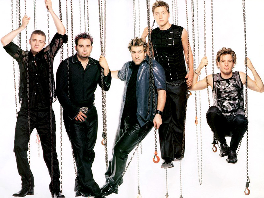 Canciones del disco celebrity de nsync