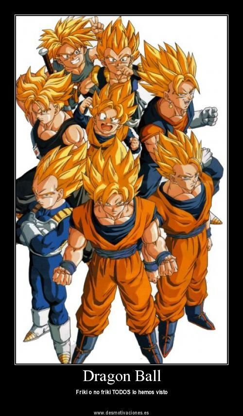 Mega Post De Dragon ball z - Manga y Anime - Taringa!
