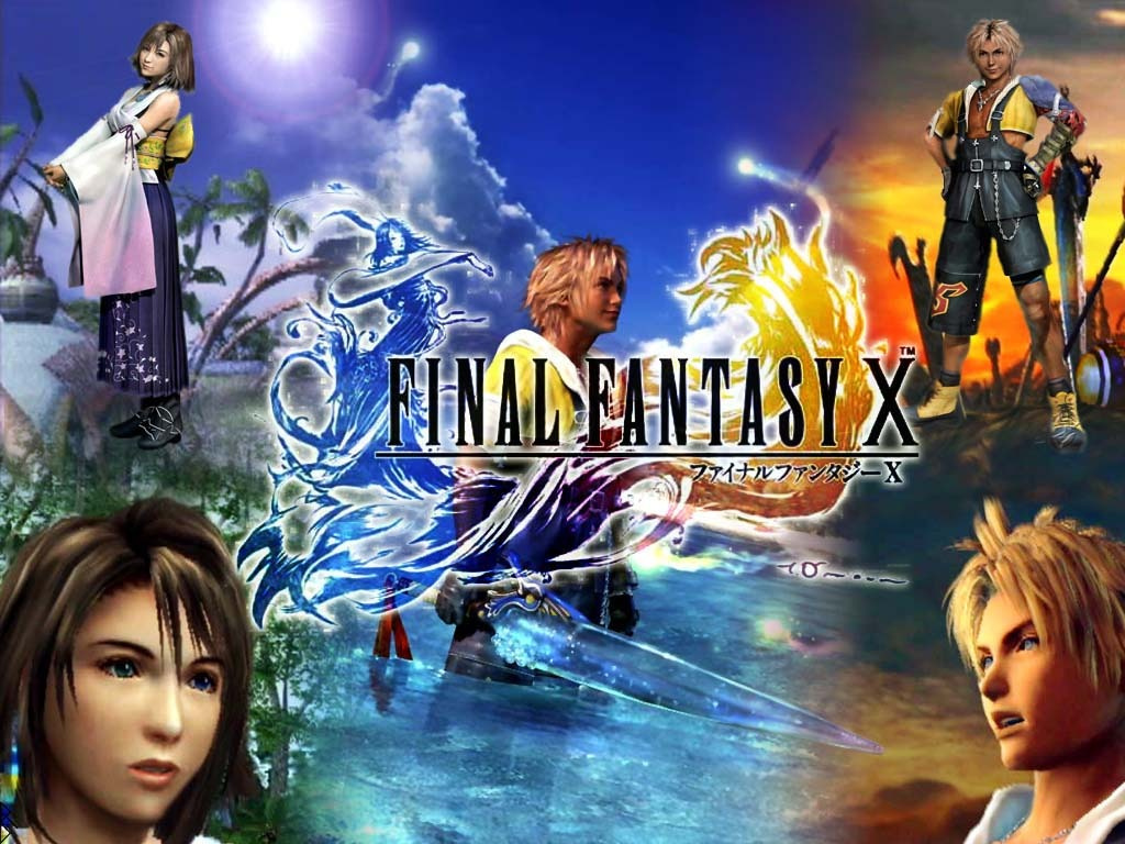 final fantasy x wiki guide ign - HD 1024×768