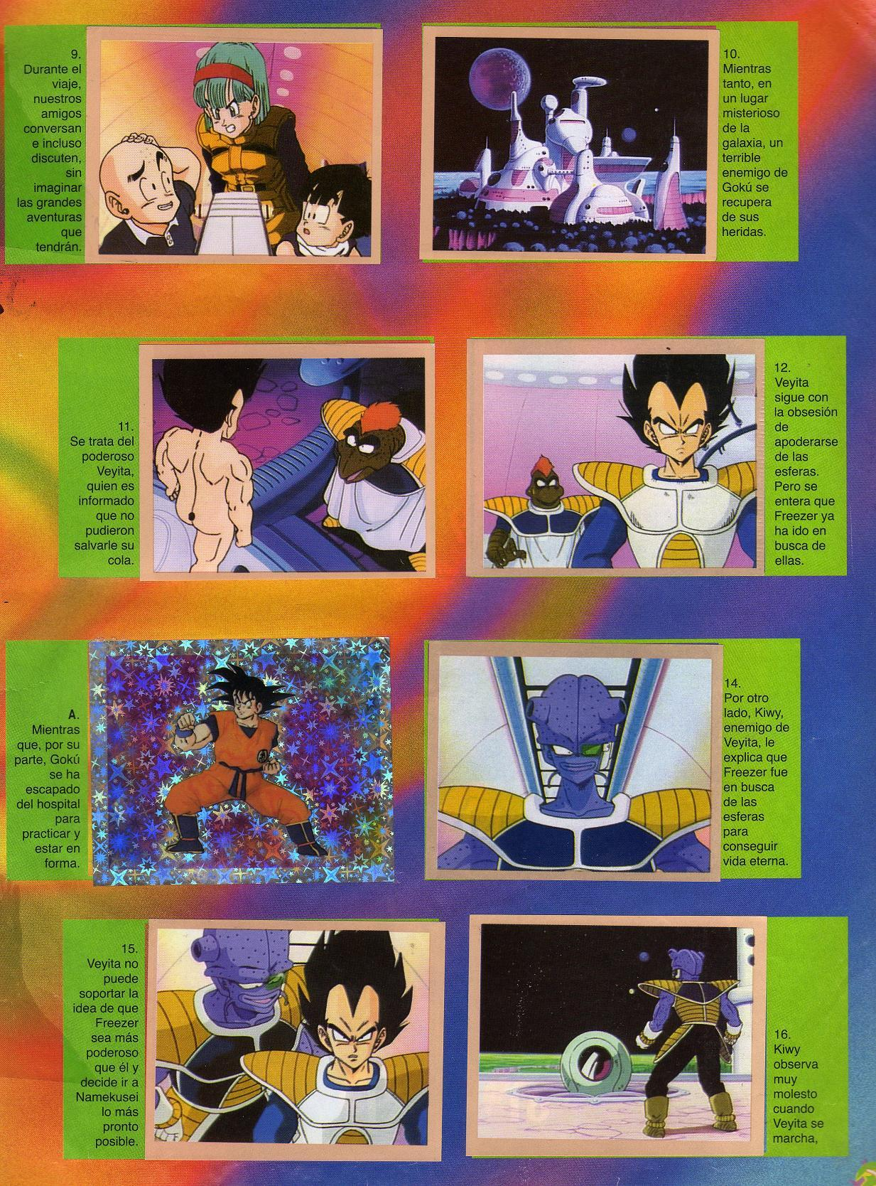 Album Dragon Ball Z 2