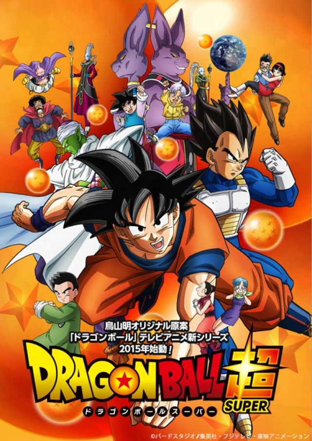 Dragon Ball Super Capitulos del 1 al 20 [BRRip 720p] [Latino] [1 Link] [MEGA]